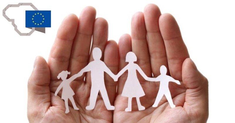Visagino bendruomeniniai šeimos namai
